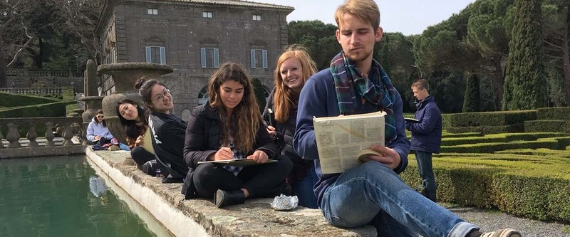 Soa Students At Bagnaia Bis